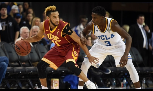 Men's Basketball: USC tops UCLA