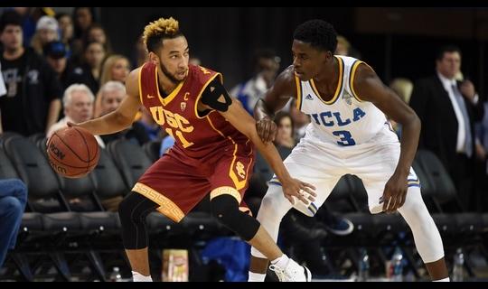 Men's Basketball: USC tops UCLA