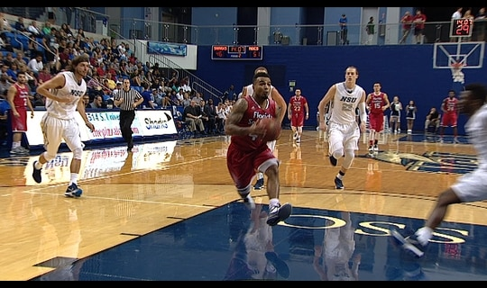 DII Basketball: Nova Southeastern faces off against Florida Southern