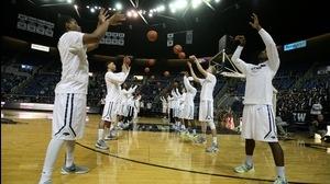 High Five: Men's Basketball Pregame Traditions