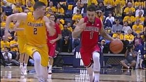 Men's Basketball: Cal knocks off Arizona