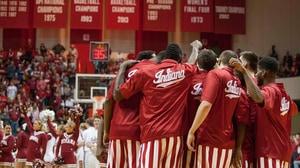 High Five: Men's basketball best warmups