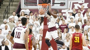 Men's Basketball: Iowa State falls to Texas A&M