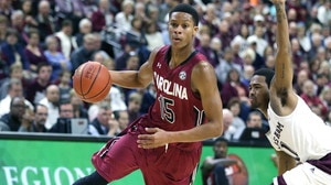 South Carolina tops Texas A&M