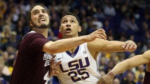 LSU cruises past Mississippi State