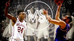 Versus: Kansas' Perry Ellis vs Oklahoma's...