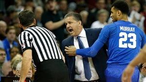Men's Basketball: Wildcats dominate South Carolina 89-62