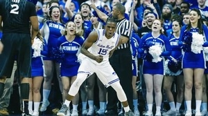Men's Basketball: Isaiah Whitehead named Player of the Week