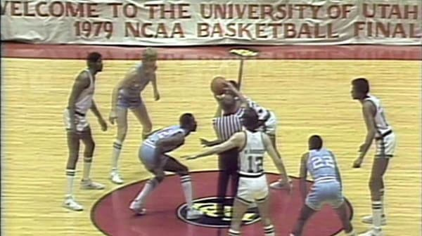 March Madness Classic: 1979 Michigan State vs. Indiana State