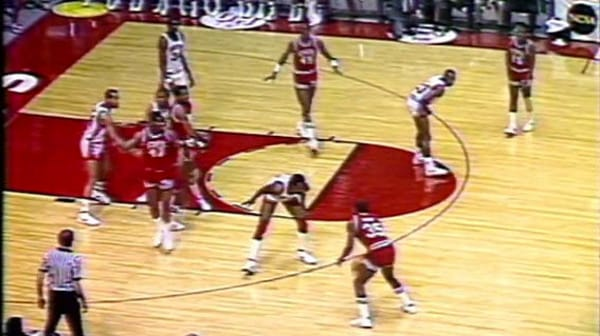 March Madness Classic: 1983 NC State vs. Houston