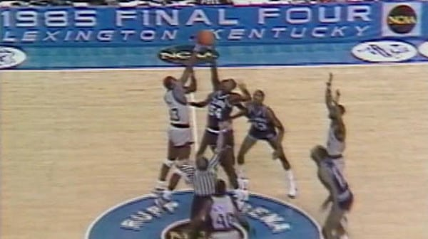 March Madness Classic: 1985 Villanova vs. Georgetown