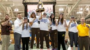 Baldwin Wallace wins the 2016 DIII Indoor Track & Field Championship