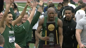 Tiffin wins the 2016 DII Indoor Track & Field Championship