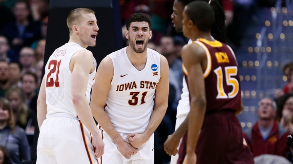 First Round: Iowa State defeats Iona