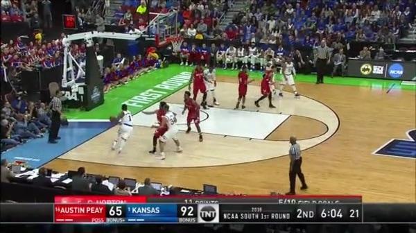 KAN vs. AP: W. Selden Jr. dunk