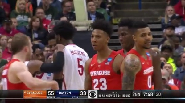 CUSE vs. DAY: M. Richardson and-one