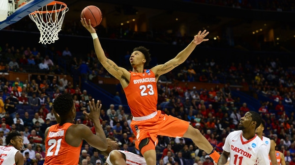 First Round: Syracuse flies by Dayton