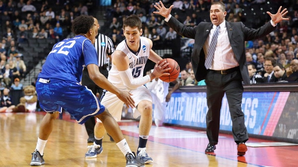 First Round: Villanova tops UNC Asheville