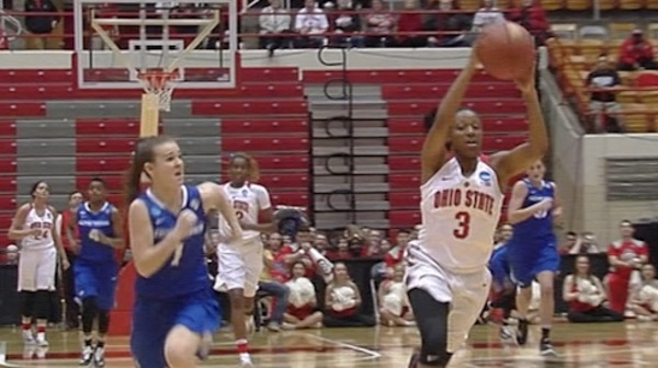 Women's Basketball: Ohio State defeats Buffalo