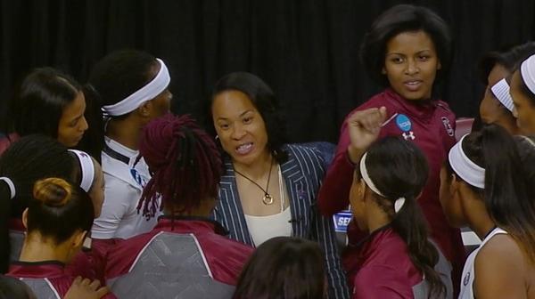 Women's Basketball: South Carolina defeats Jacksonville