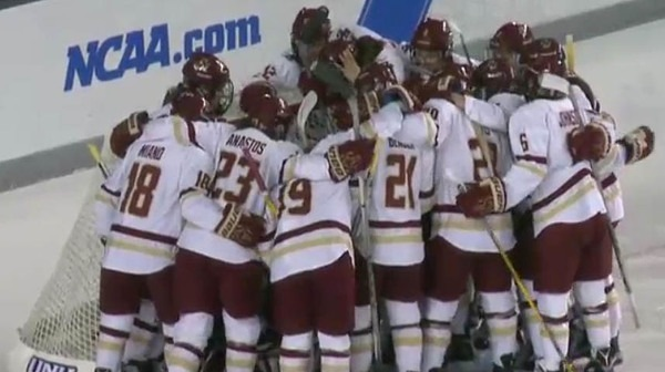 2016 NC Women's Ice Hockey Semifinal: Clarkson vs. Boston College Full Replay