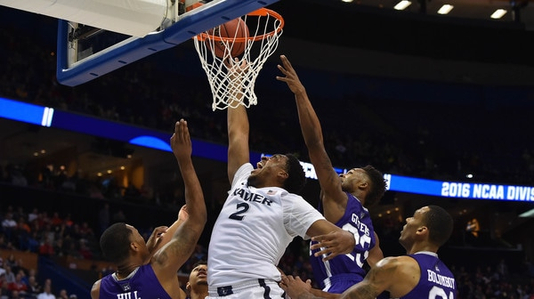 First Round: Xavier pushes past Weber State