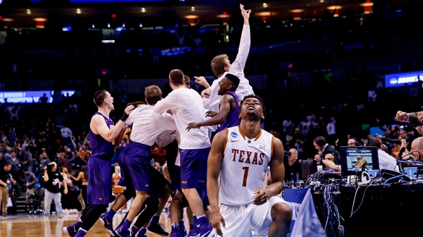 First Round: Northern Iowa stuns Texas