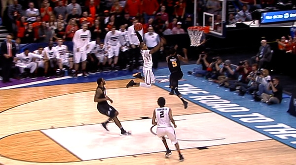 Best Dunks from Friday's First Round