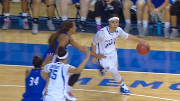 Women's Basketball: Kentucky defeats UNC Asheville
