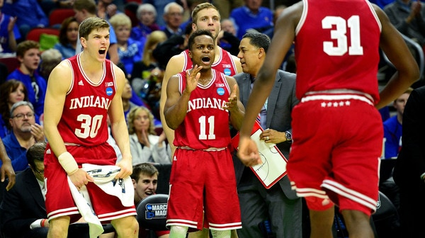 Second Round: Indiana tops Kentucky