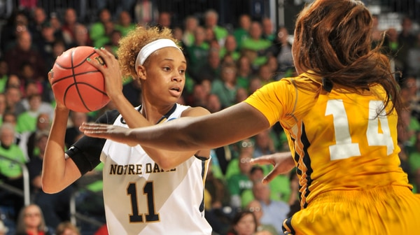 Women's Basketball: Notre Dame defeats North Carolina A&T