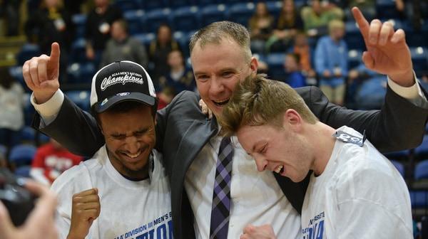 2016 DIII Men's Basketball Championship: St. Thomas (MN) vs. Benedictine (IL) Audio Replay