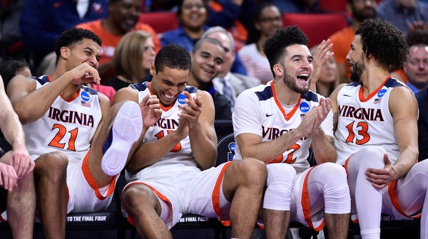 Second Round: Virginia holds off Butler