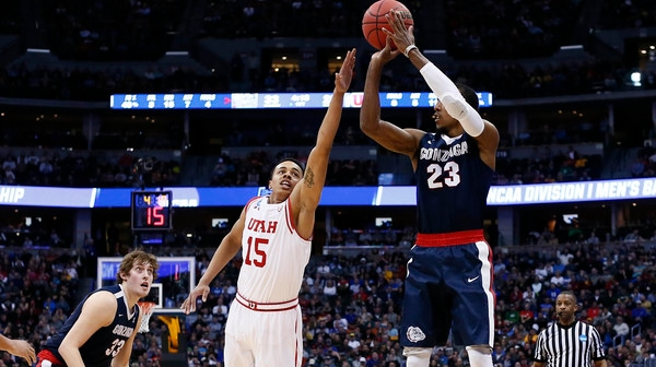 Second Round: Zags come up big over Utes