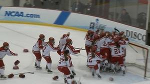 Plattsburgh State wins the 2016 DIII Women's Ice Hockey Championship