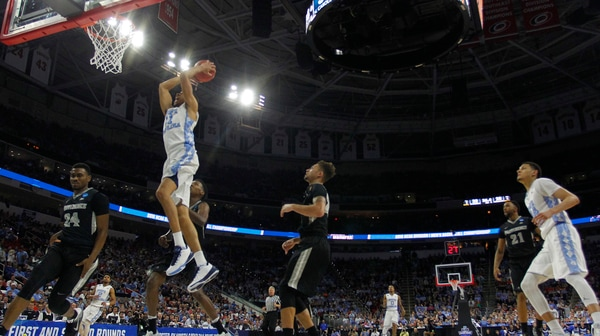Second Round: Heels freeze Friars