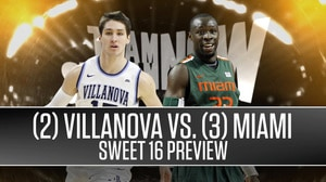 Bracket Breakdown: (2) Villanova vs. (3) Miami