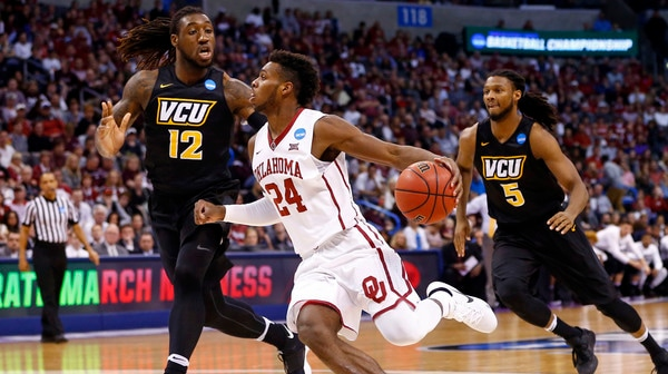 Second Round: Oklahoma victorious over VCU