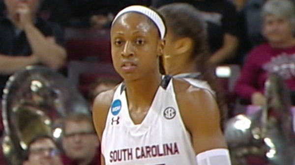 Women's Basketball: South Carolina defeats Kansas State