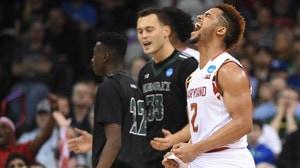 Second Round: Maryland upends Hawai'i