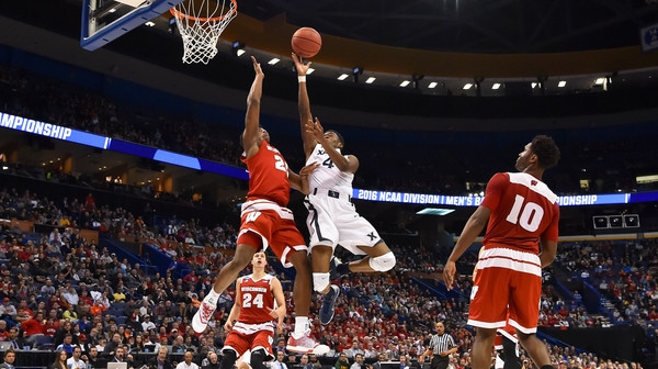 Second Round: Wisconsin beats Xavier at the buzzer