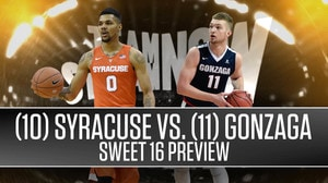 Bracket Breakdown: (10) Syracuse vs. (11) Gonzaga