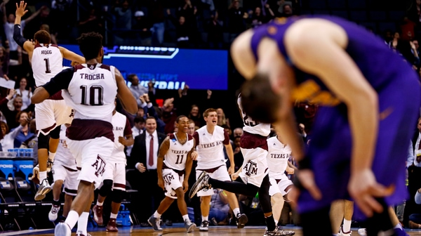 March Madness Moments: Sights and Sounds of opening Rounds