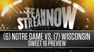 Bracket Breakdown: (6) Notre Dame vs. (7) Wisconsin