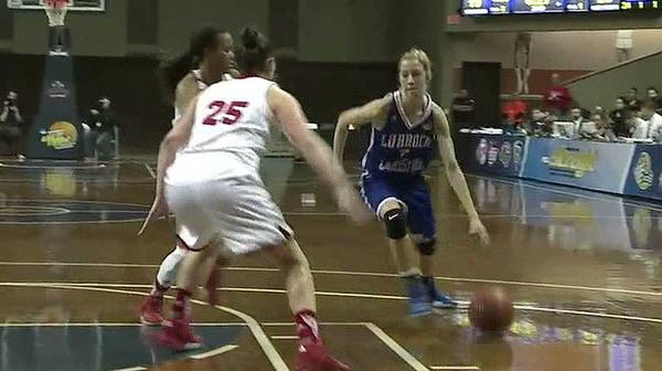 2016 DII Women's Basketball Championship: Quarterfinal Reap