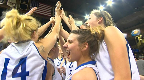 2016 DII Women's Basketball: Lubbock Christian advances to Championship