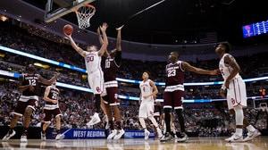 Sweet 16: Oklahoma tops Texas A&M