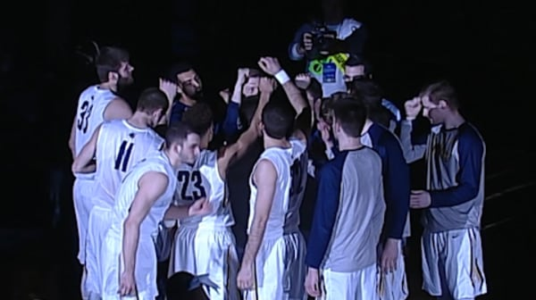 2016 DII Men's Basketball: Augustana advances to the DII Final