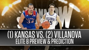 Bracket Breakdown: (1) Kansas vs. (2) Villanova