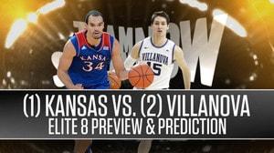 Bracket Breakdown: (1) Kansas vs. (2) Villanova